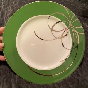 NWT Discontinued Kate Spade Luncheon Plate